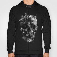 Kingdom Skull B&W Hoody