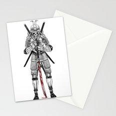 Dead Samurai  Stationery Cards
