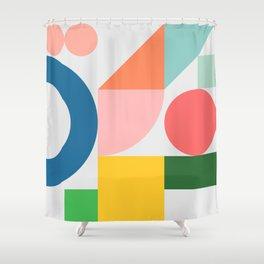 Playpark 03 Shower Curtain