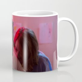 La La Land neon light Coffee Mug