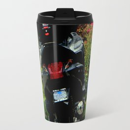 Keep Off The Grass - Or Else Travel Mug