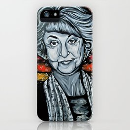 Bea Arthur  iPhone Case