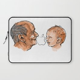 Live Young Laptop Sleeve