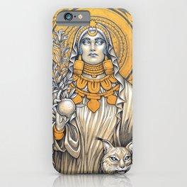 Lady of Baza- Dama de Baza iPhone Case