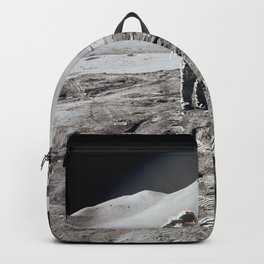 Apollo 15 - Dave Scott Military Salute Backpack