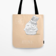 british muffin Tote Bag