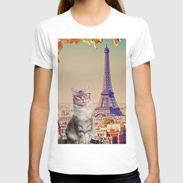 Louie in Paris T-shirt