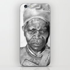 La Fé iPhone & iPod Skin
