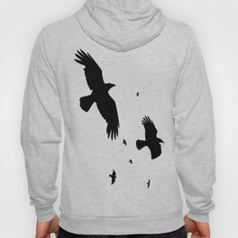 A Murder Of Crows Hoody