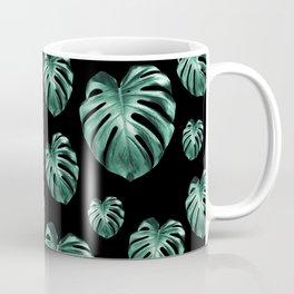 Tropical Monstera Dream #5 #tropical #pattern #decor #art #society6 Coffee Mug