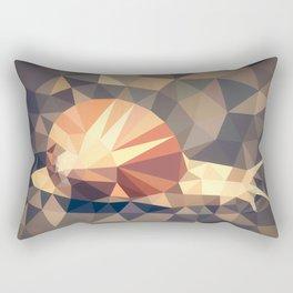 Helix pomatia Rectangular Pillow