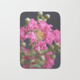 Pink Crepe Myrtle Bath Mat