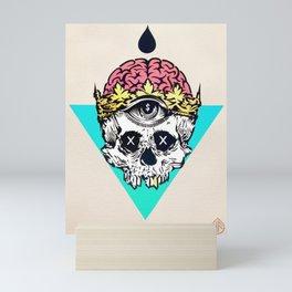 Brain Washed Mini Art Print