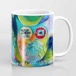 Goddess of the Birds Coffee Mug