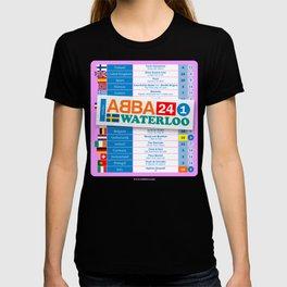 Eurovision '74 T-shirt