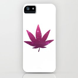 Awesome Cannabis Tee For High People Pot Medical Weed T-shirt Design Marijuana Medication Legalized iPhone Case
