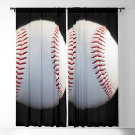 Baseball Blackout Curtain