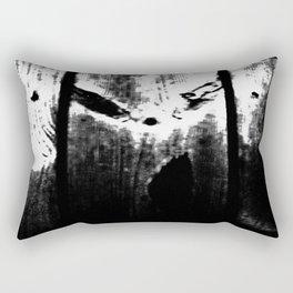 The Screaming tree Rectangular Pillow