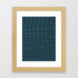 Imperfection Framed Art Print