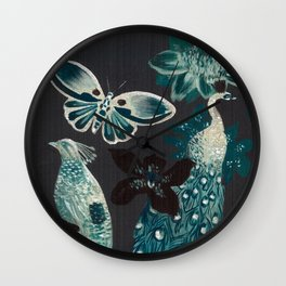 Vision Nocturne Wall Clock