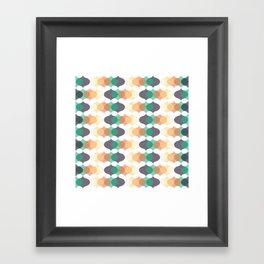 Flash back Framed Art Print