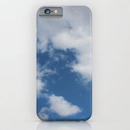 Clouds 3 iPhone Case