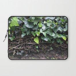 Green World. Fashion Textures Laptop Sleeve