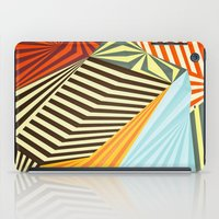 mountains iPad Cases featuring Yaipei by Anai Greog
