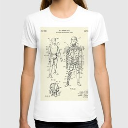 Toy Figure Having Movable Joints-1966 T-shirt