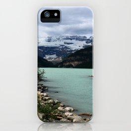 Lake Louise Impression iPhone Case
