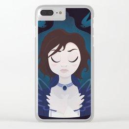 Elizabeth Clear iPhone Case