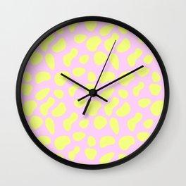 Moving! 2.0 Wall Clock