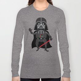 Dath Vader Long Sleeve T-shirt