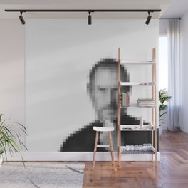 Steve jobs Wall Mural