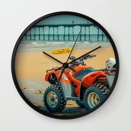 Vintage Baywatch Wall Clock