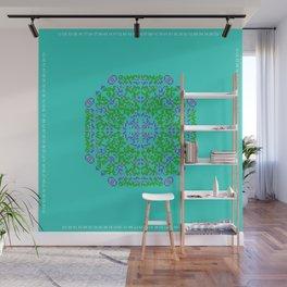 "CA Fantasy ""For Tiffany color"" series #5 Wall Mural"