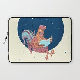 space chicken Laptop Sleeve
