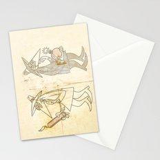Spy vs. Spy Stationery Cards