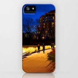 High Line Park iPhone Case
