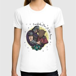 Everybody has a little secret T-shirt