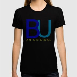 BU An Original (dark) T-shirt