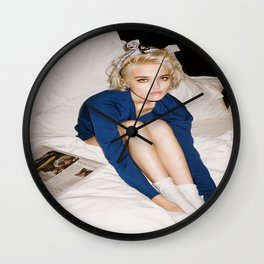 Love In Stereo ~ Sky Ferreira Wall Clock