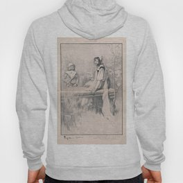 Henry James' The Turn of the Screw (1898) - On the Stone Slab Hoody
