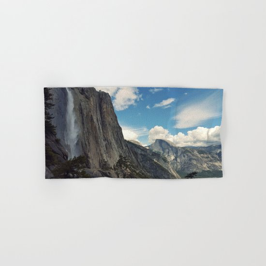 Mountains #clouds Hand & Bath Towel