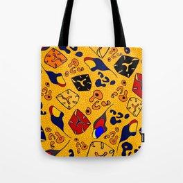 African Fancy 2 Tote Bag