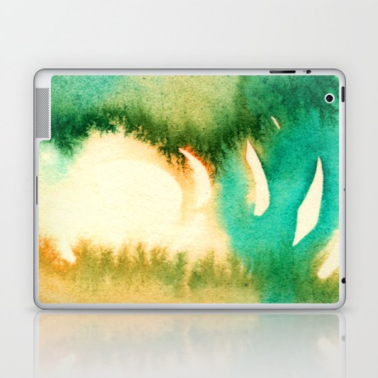 inkblot 1 Laptop & iPad Skin
