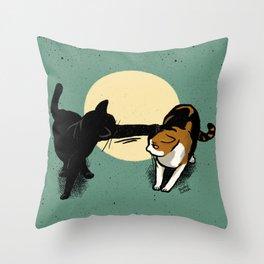 Educating Throw Pillow