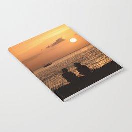 Tranquil Friends Notebook