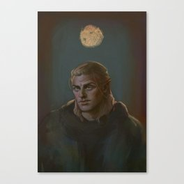 Zevran Arainai Canvas Print