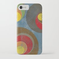 it crowd iPhone & iPod Cases featuring Crowd by Metron